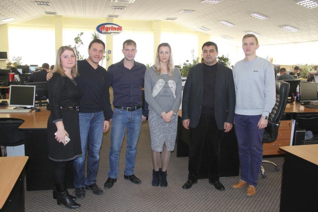 Руководитель «Aslankaya» Тахир Арслан и менеджер внешнеэкономической деятельности Орхан Солмаз посетили офис и промышленную площадку компании «Агринол».
