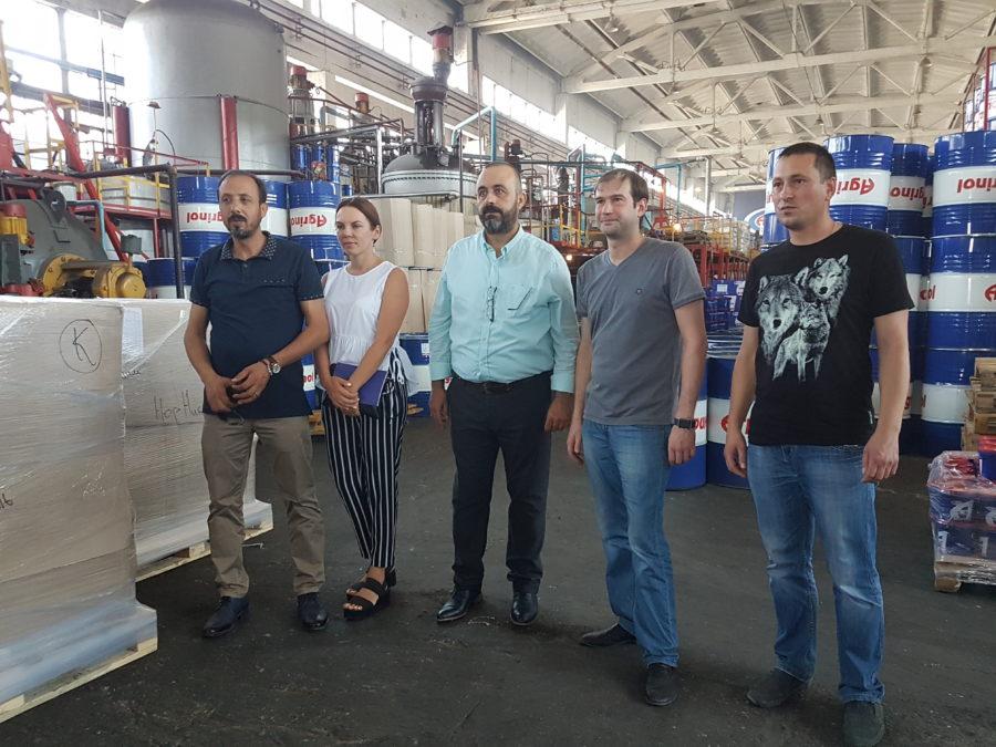 """Компания """"Агринол"""" увеличивает продажи на рынке Турции!"""